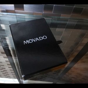 Movado Playing Cards